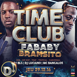 Time Club Music